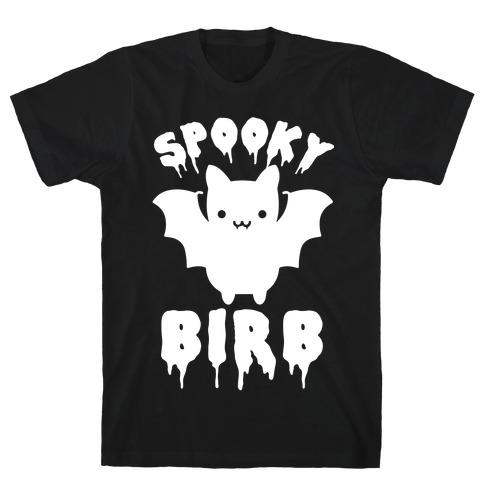 Spooky Birb Bat T-Shirt
