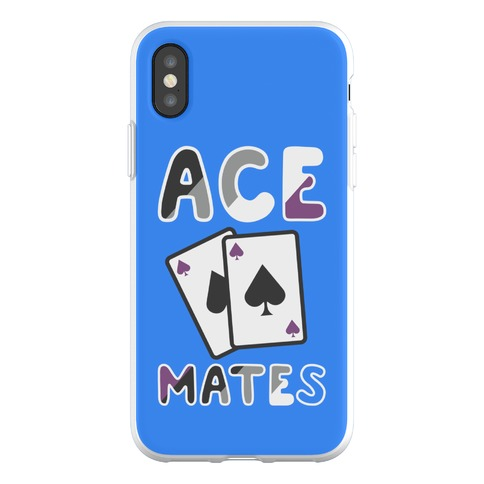 Ace Mates A Phone Flexi-Case