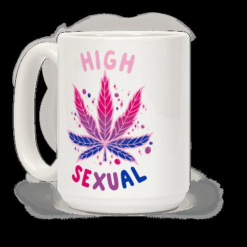 High Sexual Coffee Mug