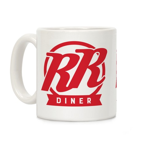 Double R Diner Logo Coffee Mug