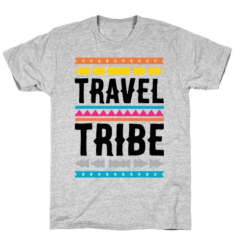 Travel Tribe T-Shirt