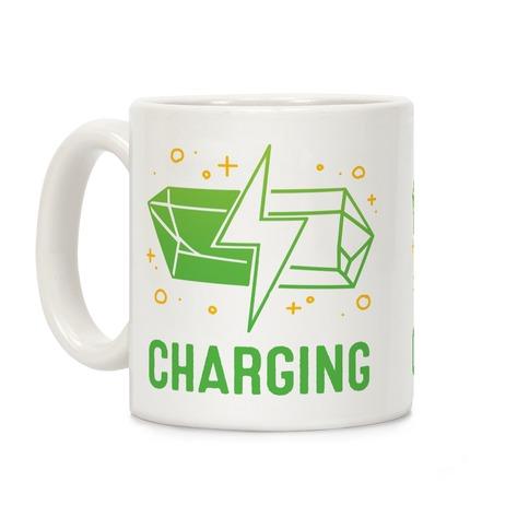Charging Coffee Mug