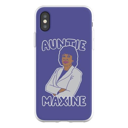 Auntie Maxine Phone Flexi-Case
