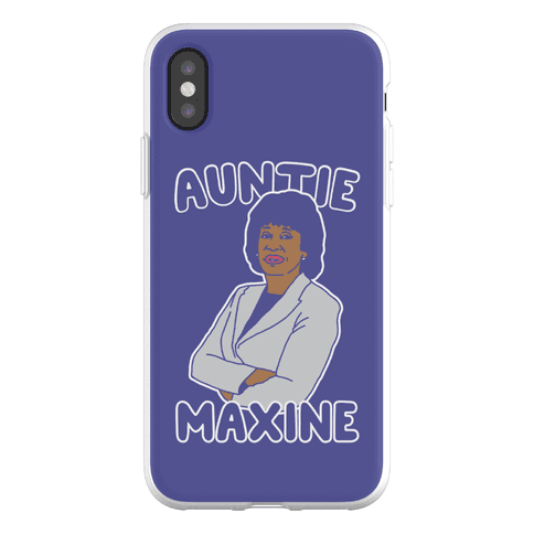 Auntie Maxine Phone Flexi-Case