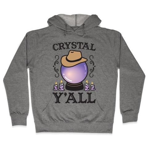 Crystal Y'all Hooded Sweatshirt