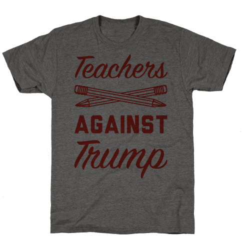 Teachers Against Trump