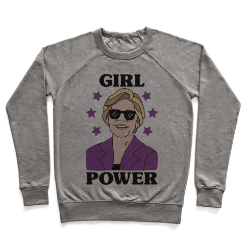 Girl Power Elizabeth Warren