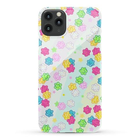 Konpeit Candy Star Pattern Phone Case