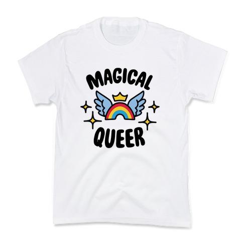 Magical Queer Kids T-Shirt
