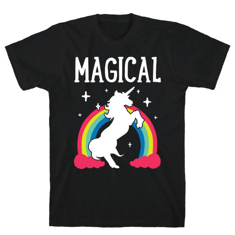 Magical Besties 1 Mens T-Shirt