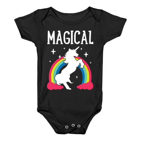 Magical Besties 1 Baby Onesy