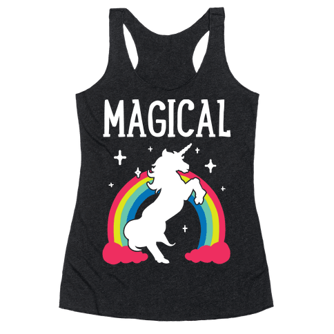 Magical Besties 1 Racerback Tank Top