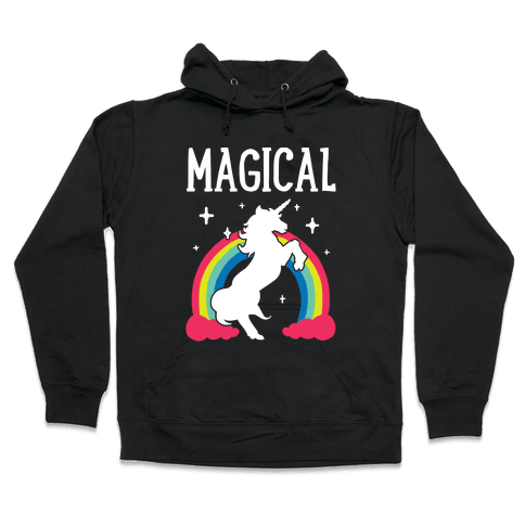 Magical Besties 1 Hooded Sweatshirt