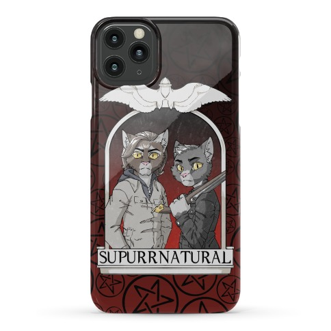 Supurrnatural Phone Case