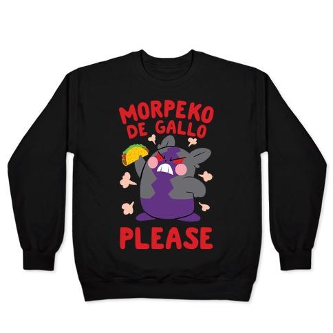 Morpeko De Gallo Please Pullover