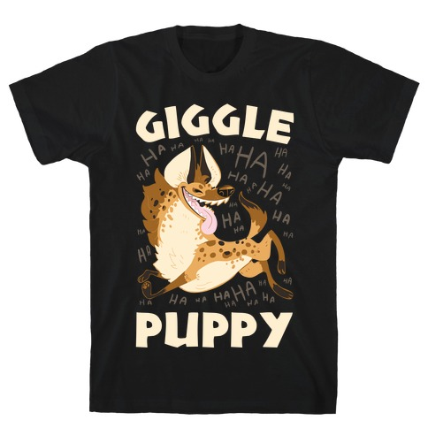 Giggle Puppy T-Shirt