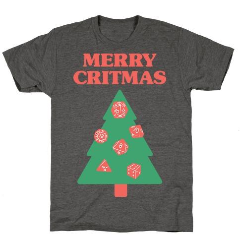 Merry Critmas T-Shirt