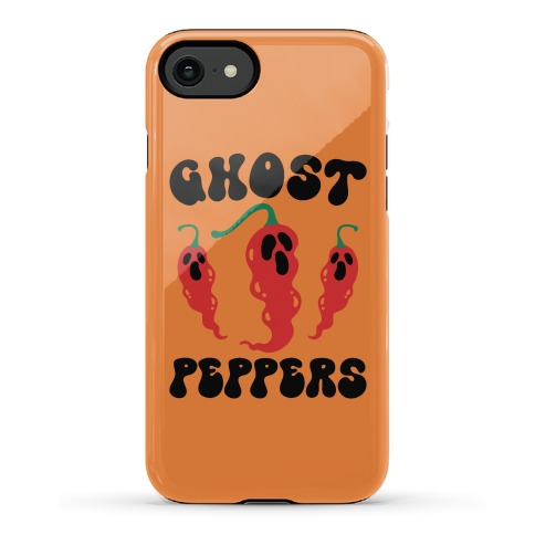 Ghost Peppers Phone Case
