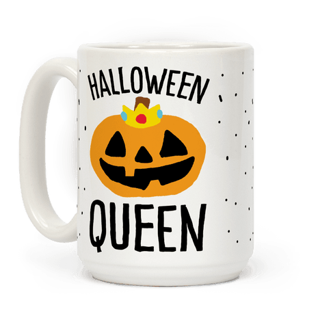 Halloween Queen Coffee Mug