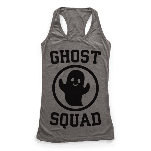 Ghost Squad Racerback Tank Top