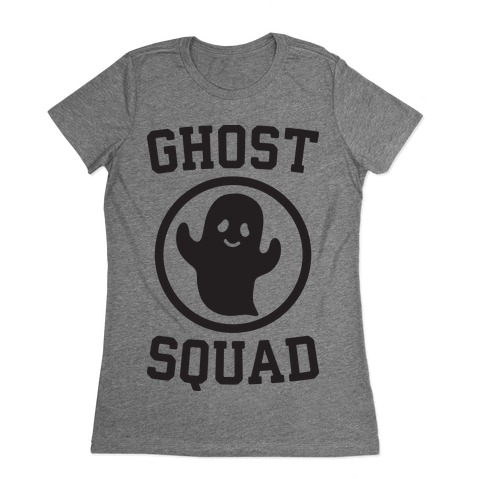 Ghost Squad Womens T-Shirt