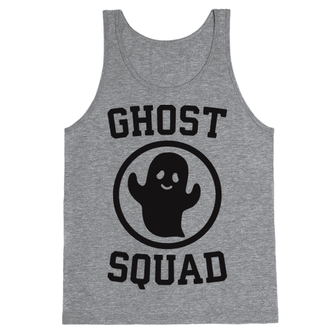 Ghost Squad Tank Top