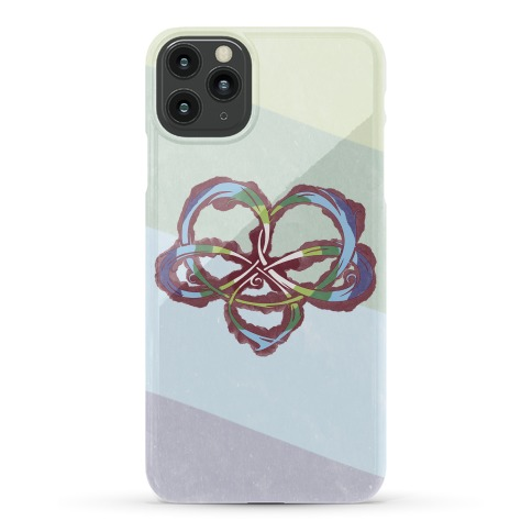 Polyamory Knot Phone Case