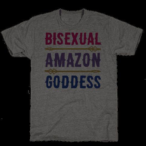 Bisexual Amazon Goddess Parody