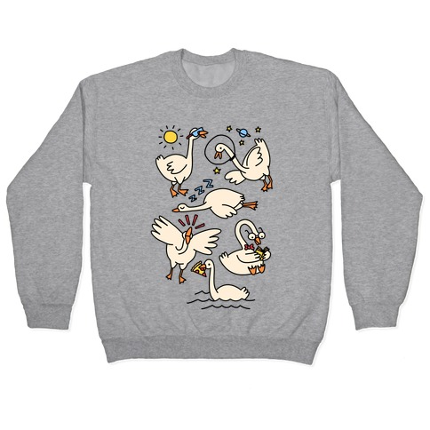 Silly Goose Studies Pullover