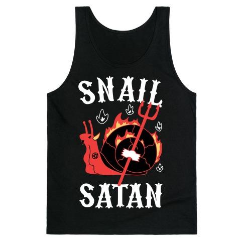 Snail Satan Tank Top