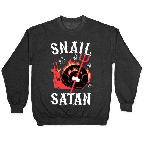 Snail Satan Pullover