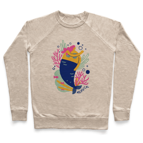 Mergical Mermaid Pullover