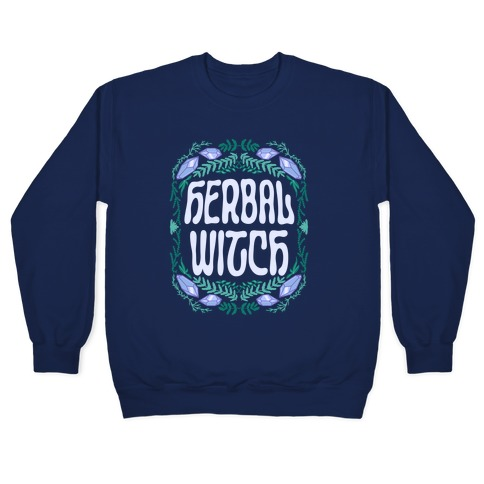 Herbal Witch Pullover