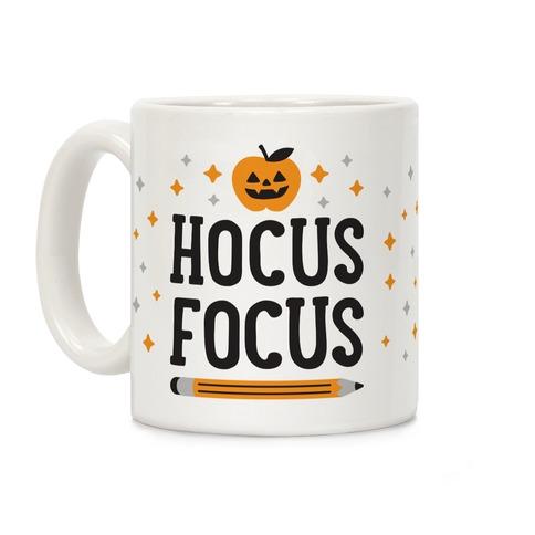 Hocus Focus Coffee Mug