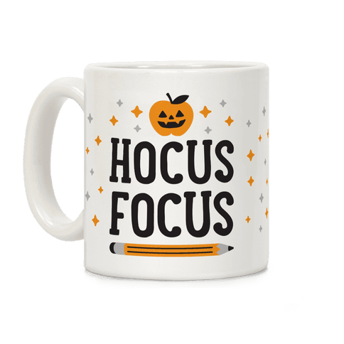 Hocus Focus Coffee Mug