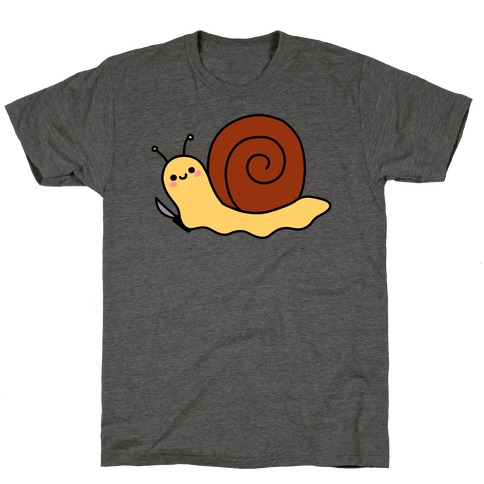 Snail With Knife T-Shirt