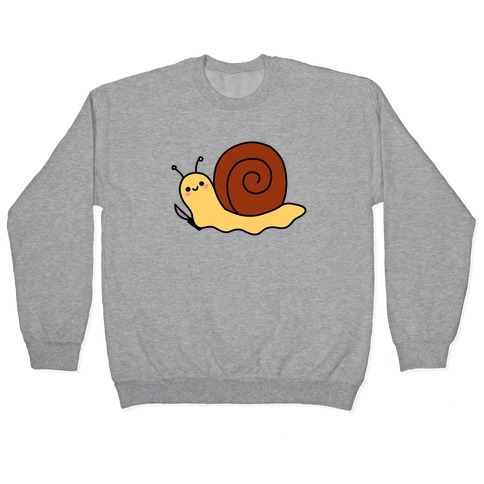 Snail With Knife Pullover