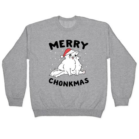 Merry Chonkmas Pullover