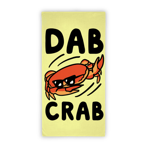 Crab Doing The Dab