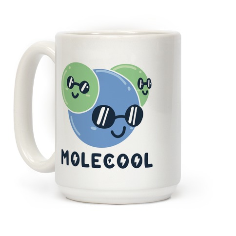 Molecool Coffee Mug