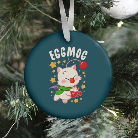 Eggmog Ornament