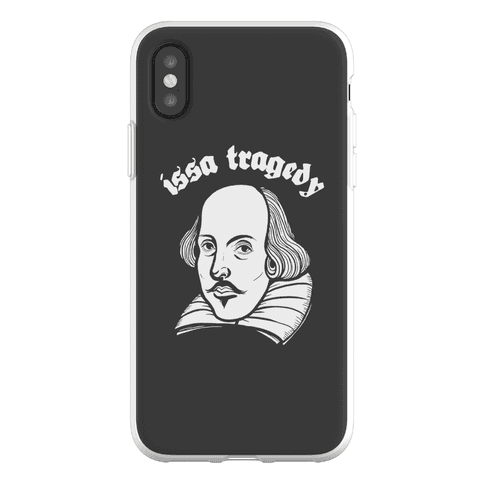 Issa Tragedy Phone Flexi-Case
