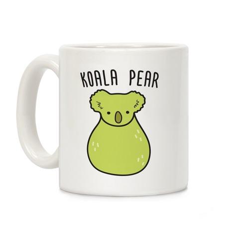 Koala Pear Coffee Mug