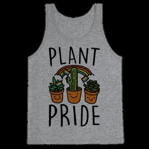 Plant Pride Tank Top