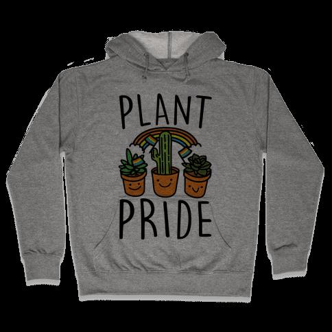 Plant Pride Hooded Sweatshirt