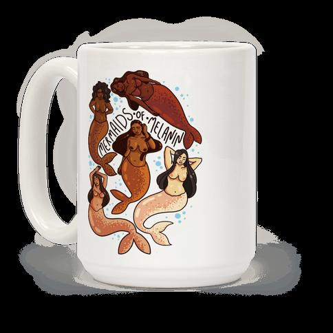 Mermaids of Melanin Coffee Mug