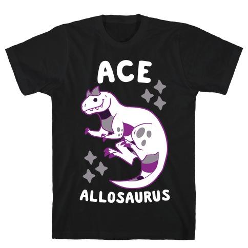 Ace Allosaurus T-Shirt