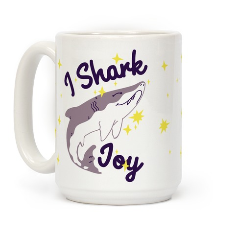 I Shark Joy Coffee Mug