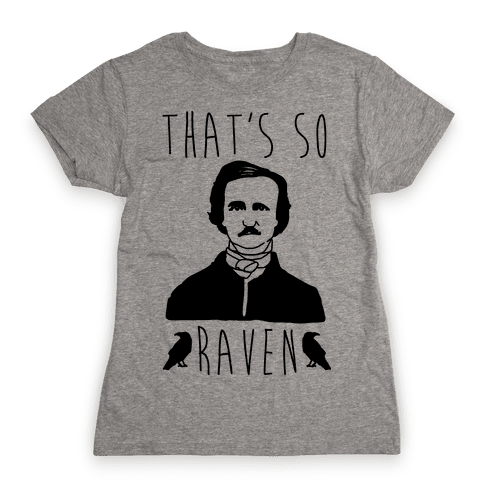 That's So Raven Parody Womens T-Shirt