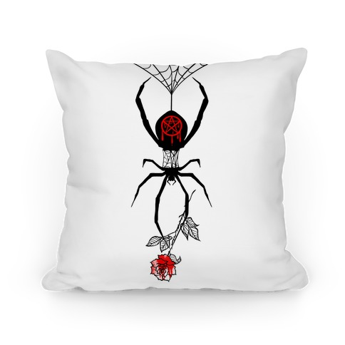 Occult Spider Pillow